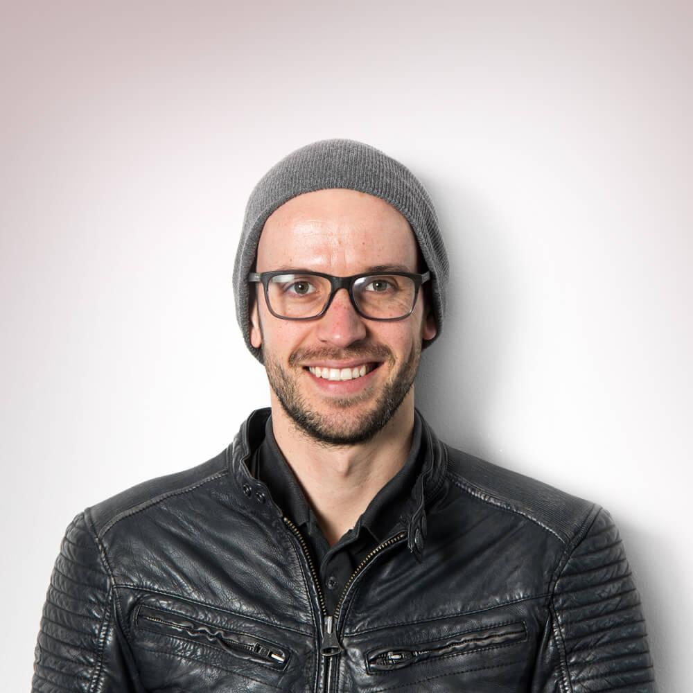 Isoflow Team Member Pieter