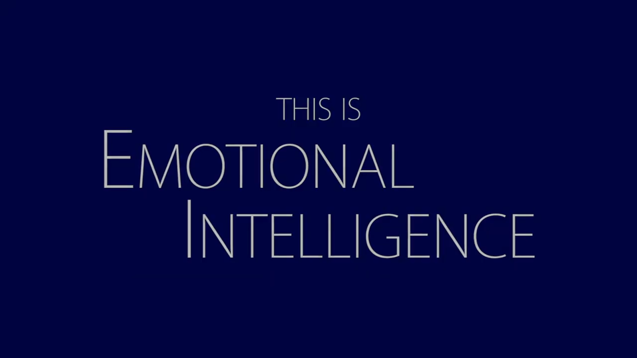 This Is Emotional Intelligence