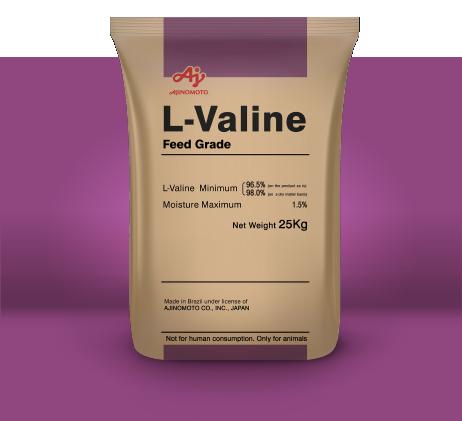 L-Valina Ajinomoto Animal Nuttrition