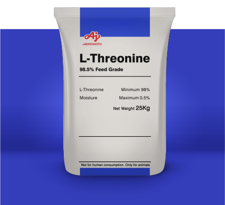 L-Treonina Ajinomoto Animal Nuttrition