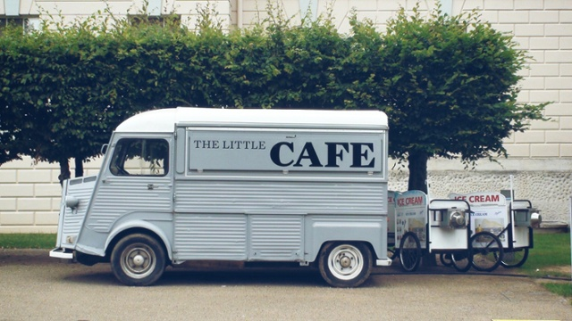 The Little Cafe Food Truck - Austin TX