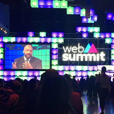 Web Summit 2017 Special - DAY 1