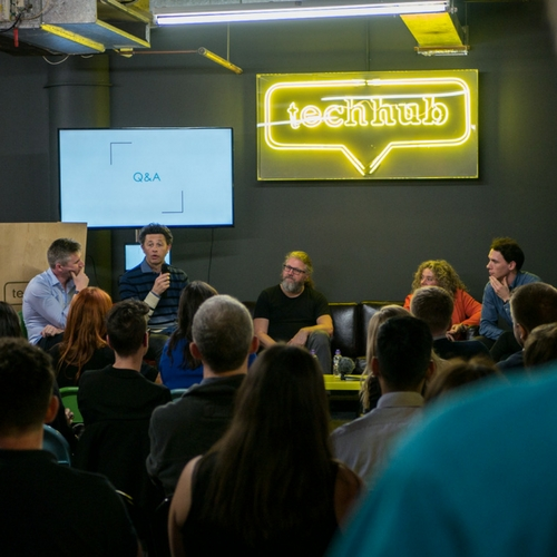 Tech Talks Live supported by DataArt