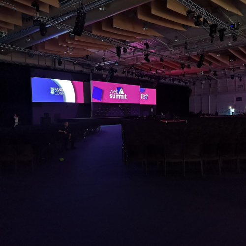 More for Web Summit