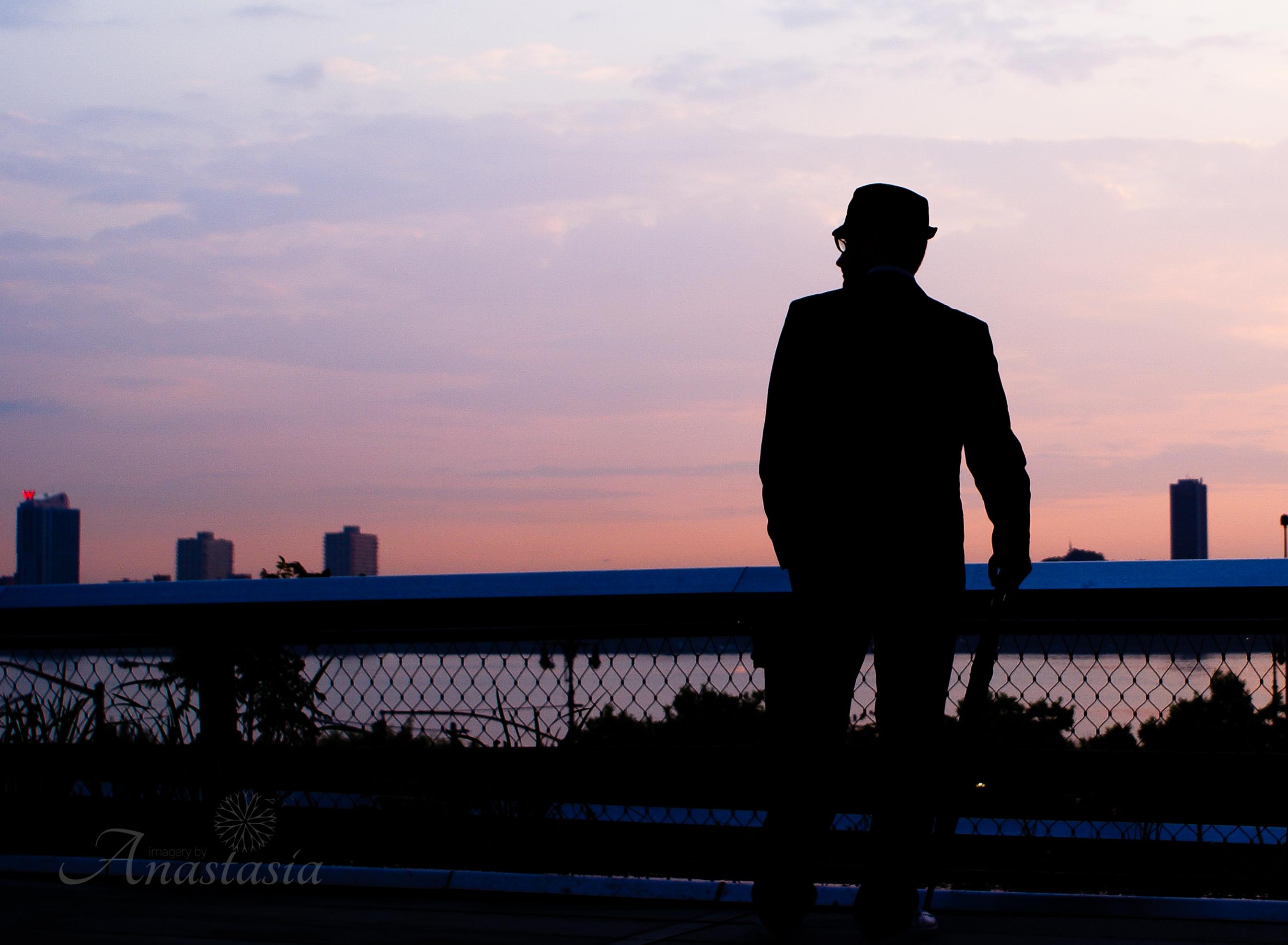 Highline New York Hipster