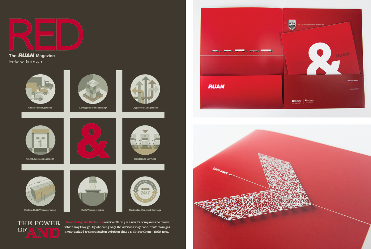 Red Dot Advertising + Design | Ruan