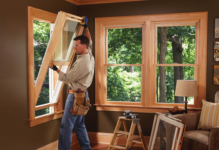 Andersen Vinyl Windows Replacement Could Add Lots of Equity to Your Home