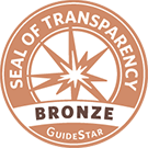 Guide Star Seal of Transparency Bronze Logo