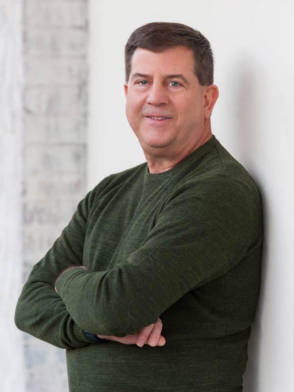 Larry O'Mahoney of Kelly Kicking Cancer