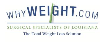 WhyWeight.com logo