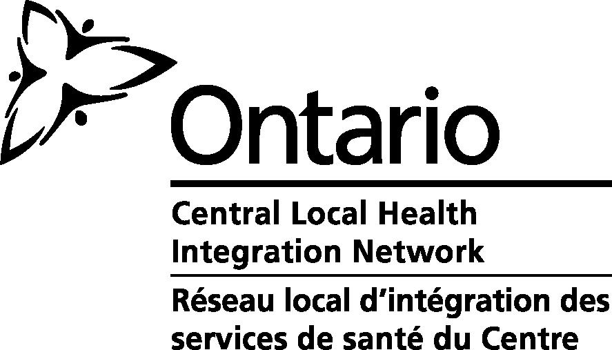 Logo for Ontario Central Local Health Integration Network