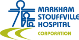 Logo for Markham Stouffville Hospital
