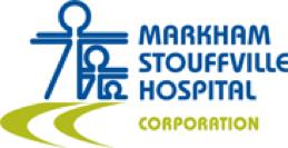 Logo for Markham Stouffville Hospital