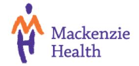 Logo for Mackenzie Health