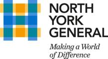 Logo for North York General