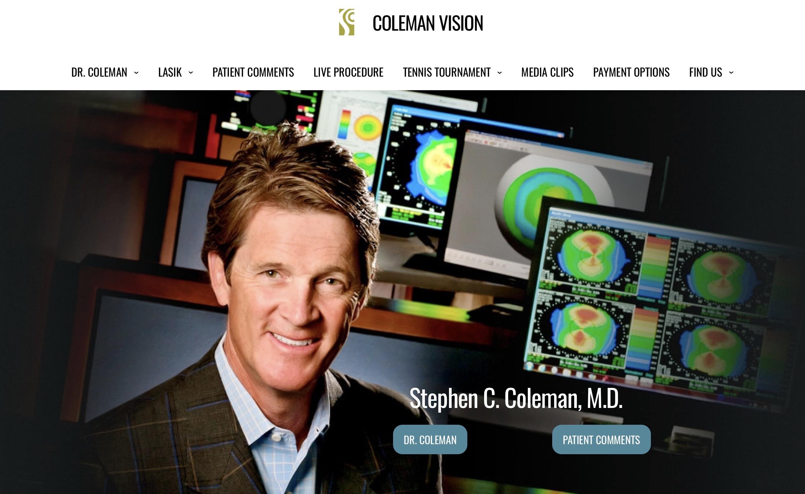 ColemanVision.com