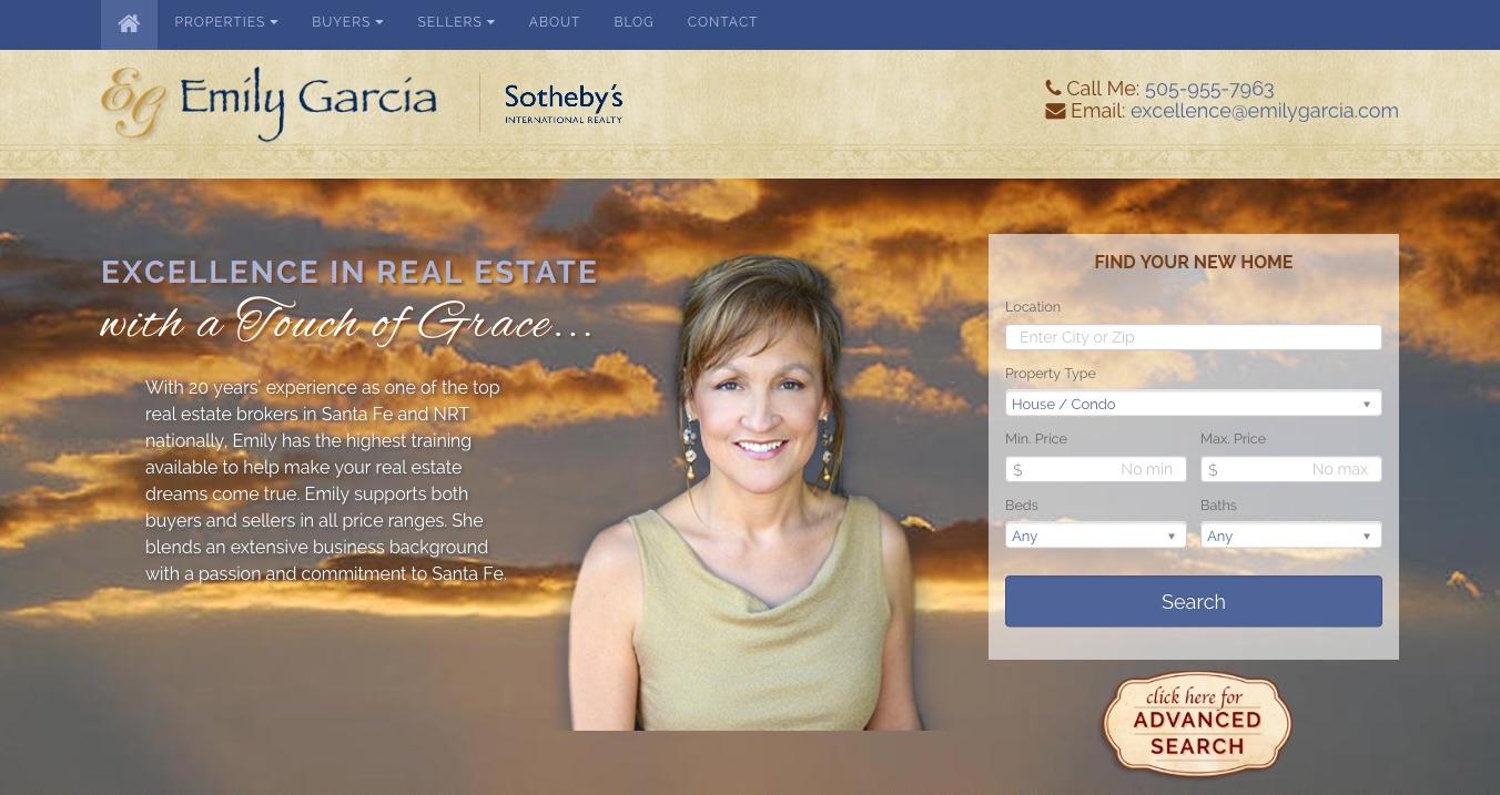 Emily Garcia — Santa Fe Real Estate