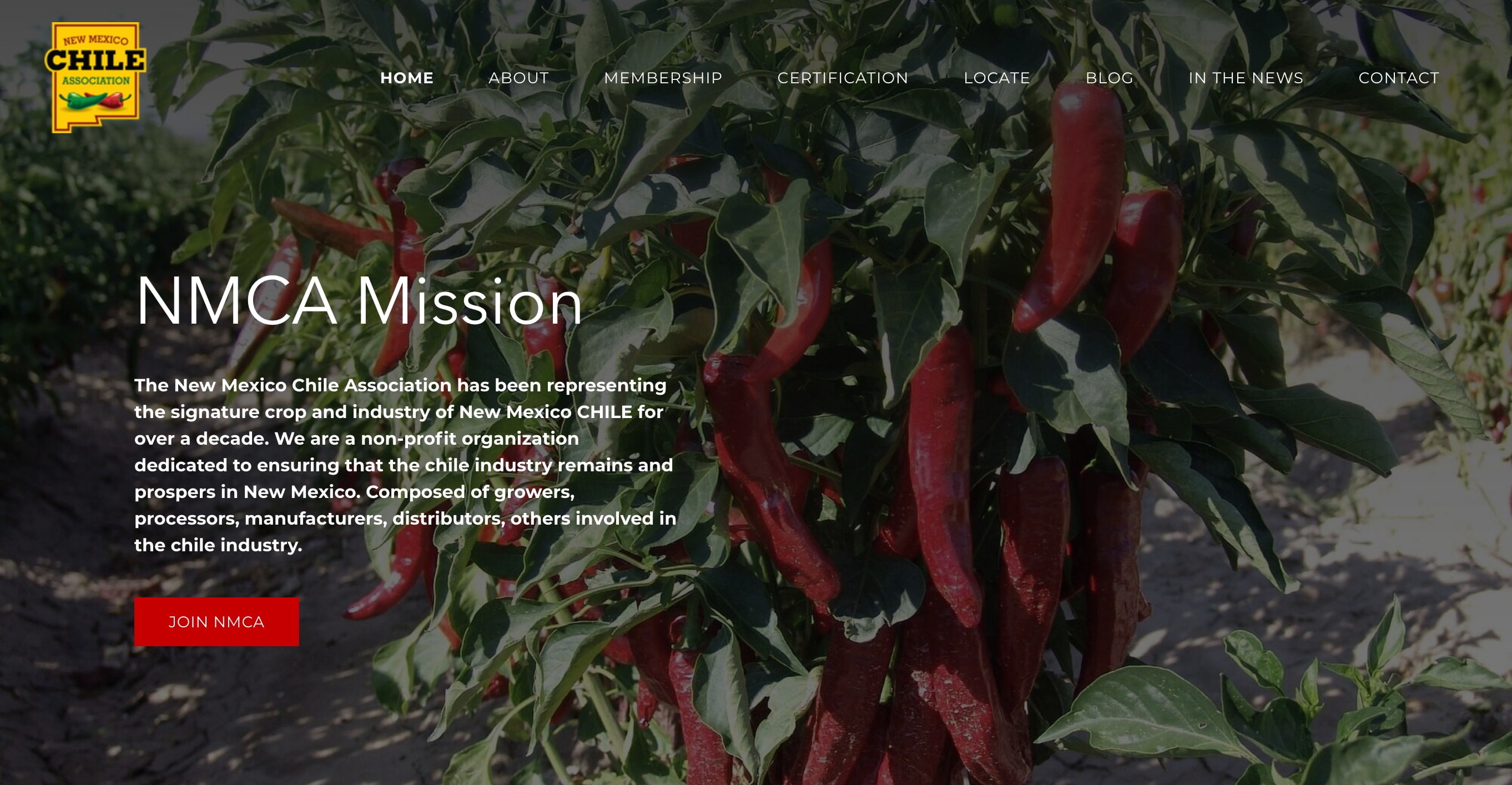 New Mexico Chile Association