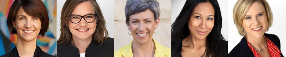 Women Entrepreneurs Couch Talks speakers