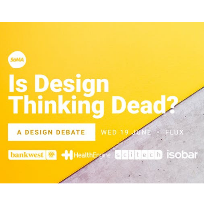 Skills of the Modern Age Presents 'Is Design Thinking Dead?'