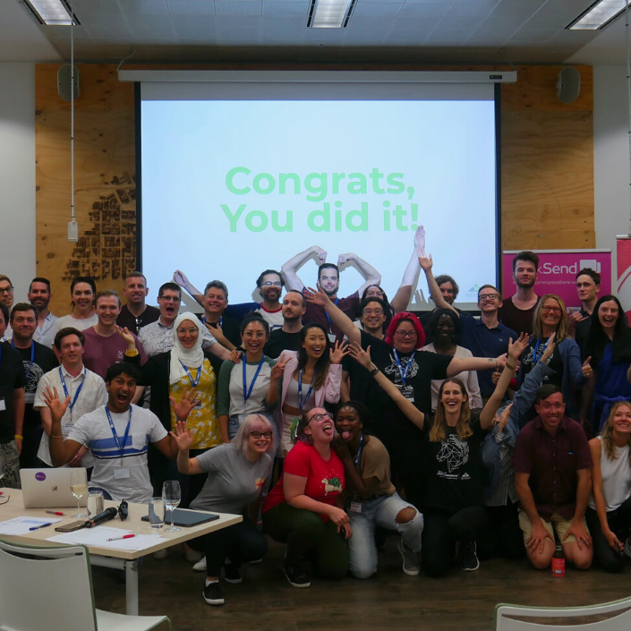 Startup Weekend #14 concludes in a whirlwind weekend in Perth