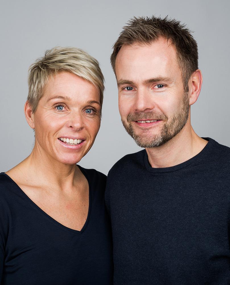Bilde av Anne og Harald Strand