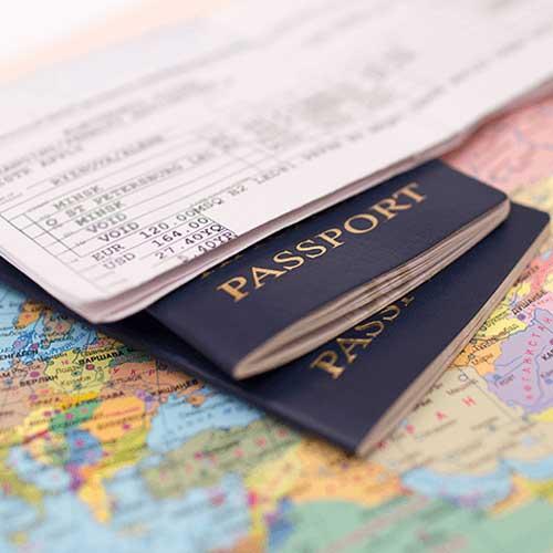 Passport and Visas
