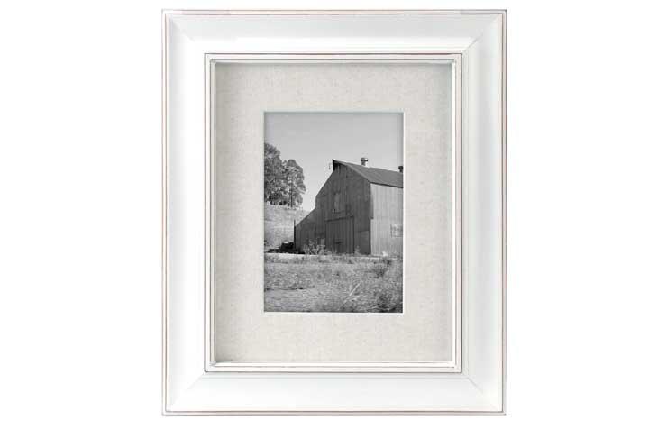 Malden Frames Wood Gray
