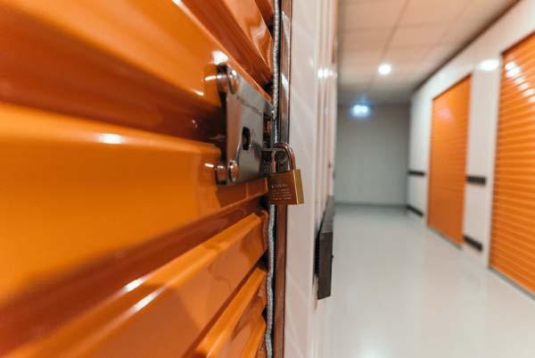 Storex Self Storage Dandenong Security Options