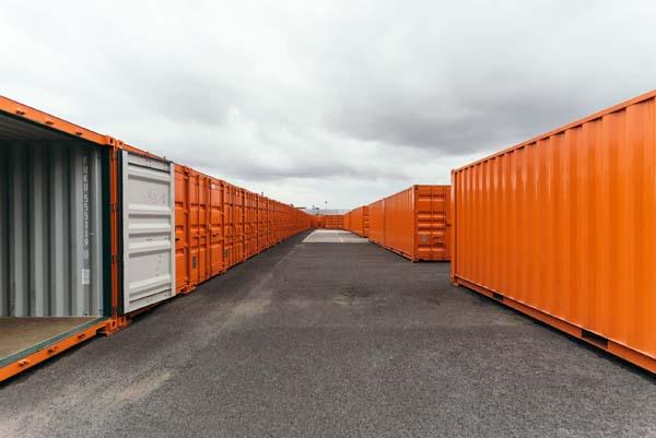 Storex Self Storage Dandenong Container