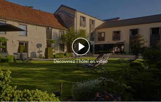 Découvrez l'hôtel en vidéo