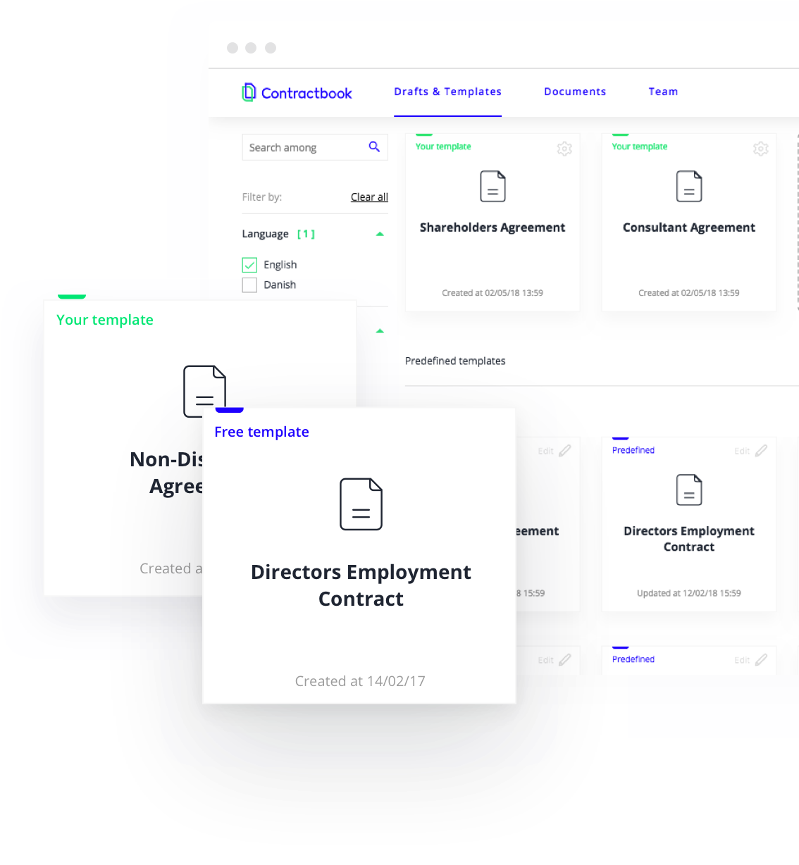 Bootstrapping-contractbook