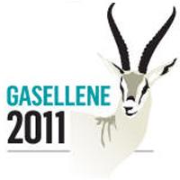 Bilde av Gaselle 2011 logo