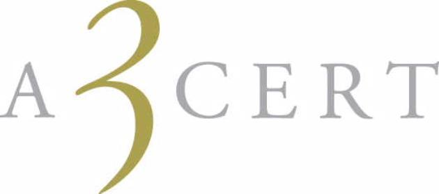 Bilde av A3cert logo