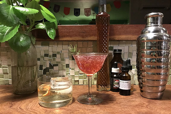 Apothecary Cocktails & Cordials with Katie Rains