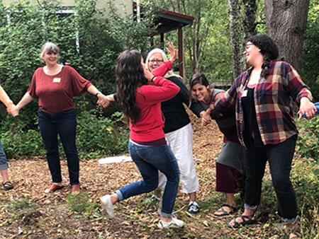 Tend Teacher Training: Summer Adult Camp