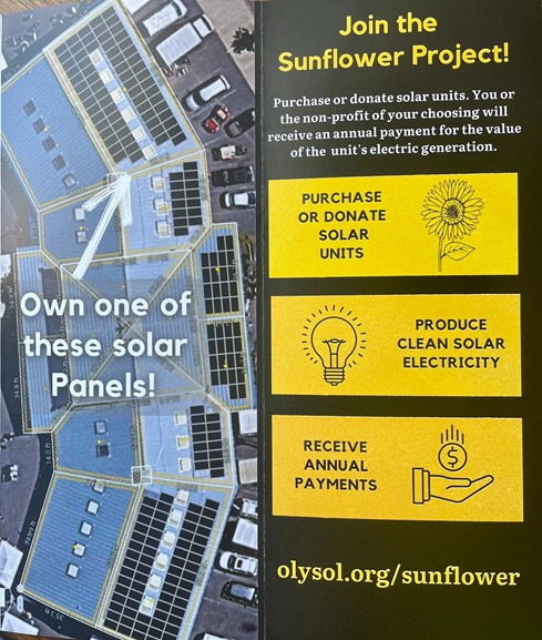 Sunflower Community Solar Project