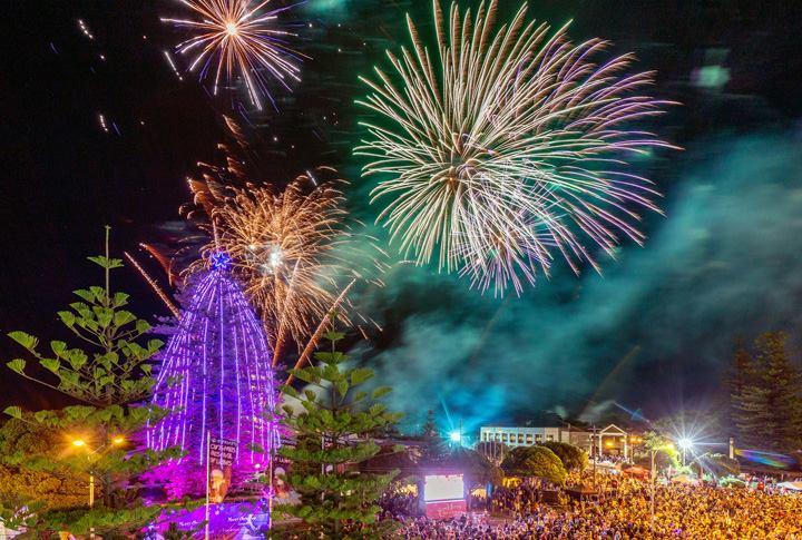 Frankston's Christmas Festival Of Lights