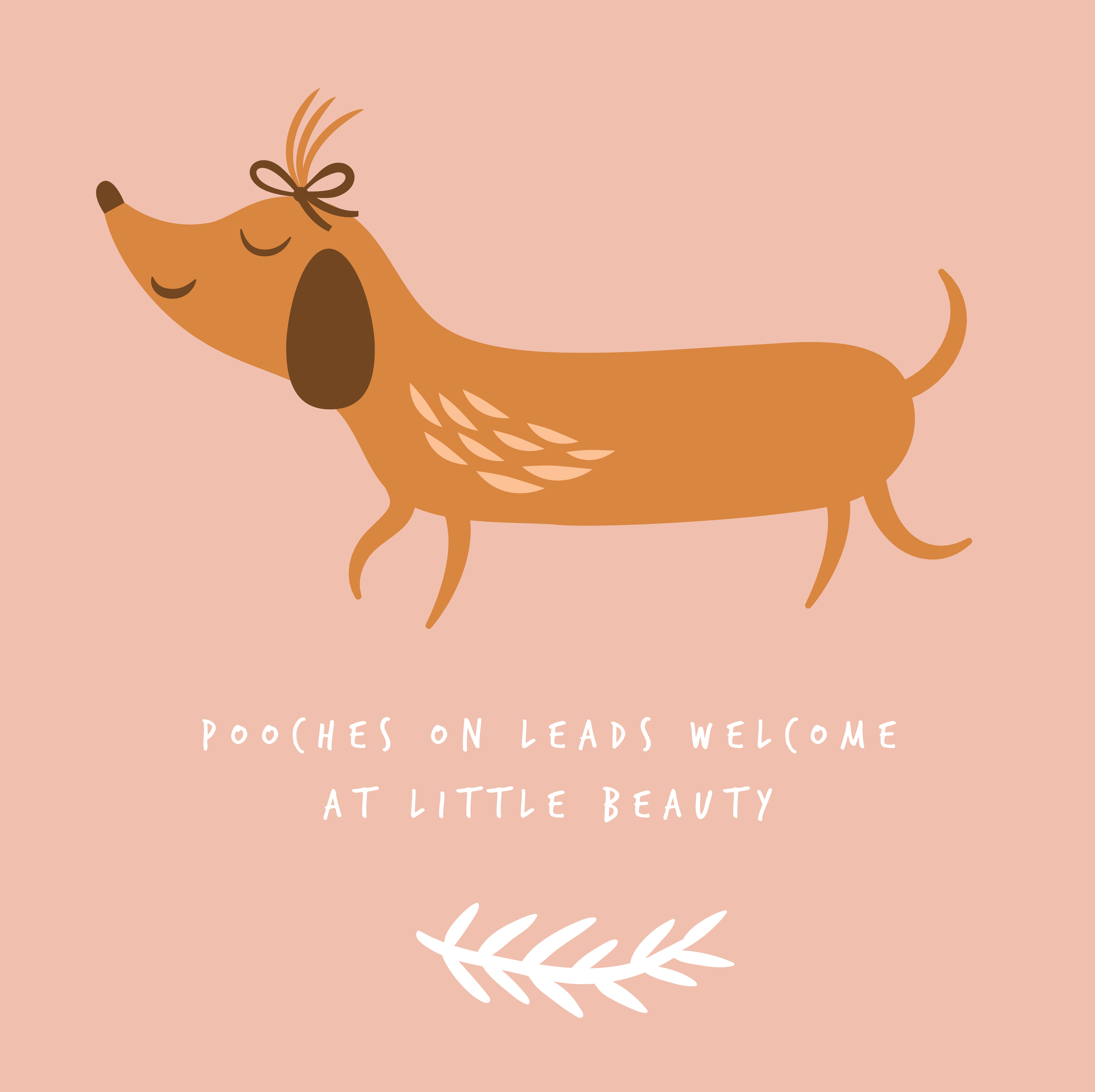 Pooches welcome at Little Beauty Market