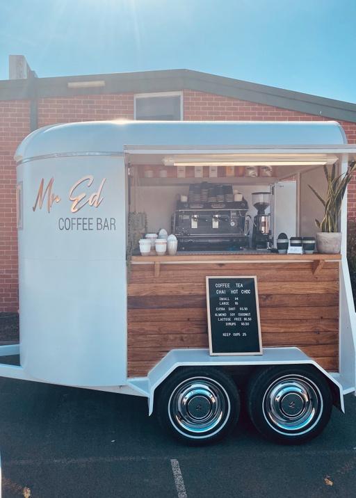 MrEd coffee bar