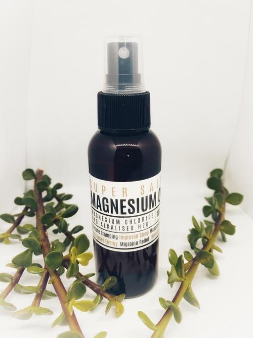 Super salts magnesium oil