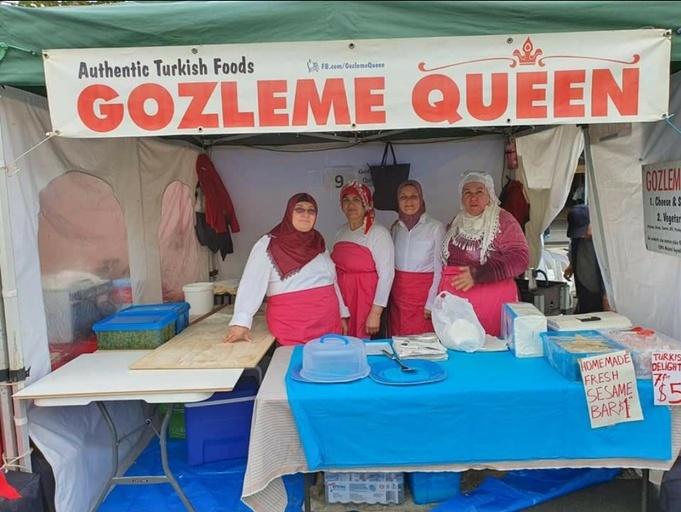 Gozleme Queen