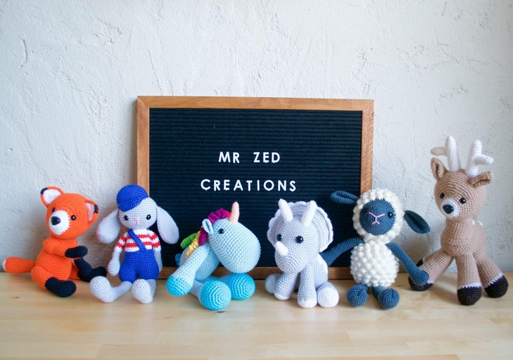 Mr Zed Creations