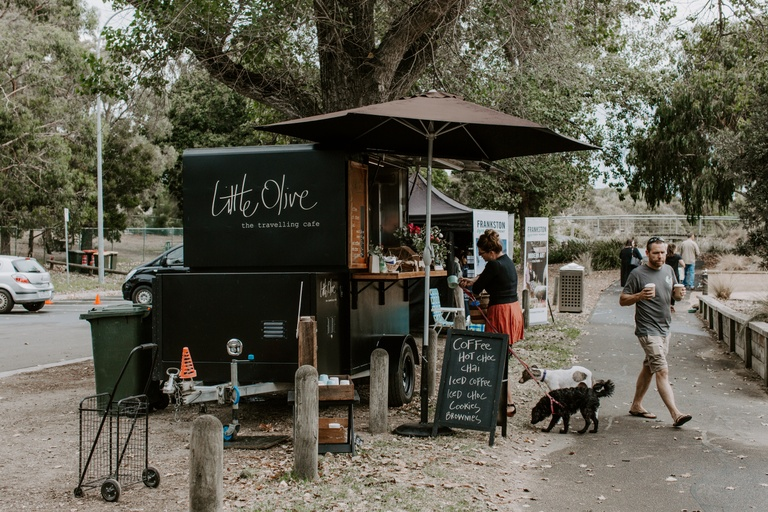 Little Olive the travelling cafe