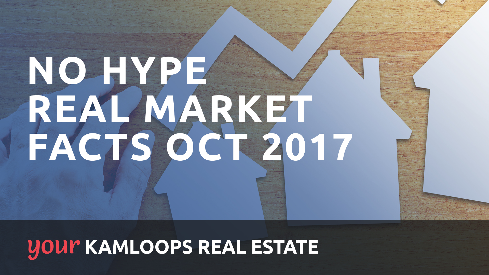 NO HYPE - real market facts Oct 2017