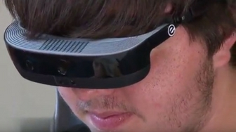 Blind Guilford Teen Can Now See Thanks to High-Tech Pair of Glasses