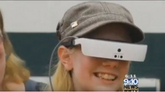 Community Gives Serenity Gift Of Sight (9&10 News)