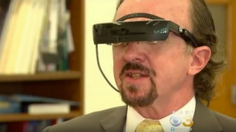 Tech Glasses Help Legally Blind Teacher See Clearer