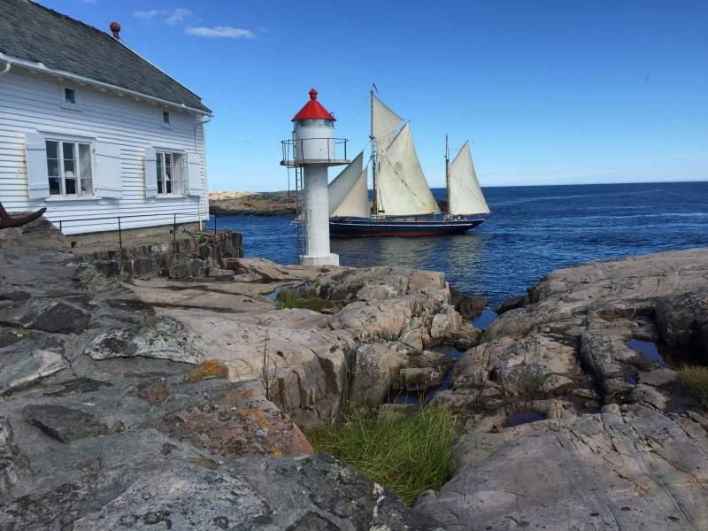 Stangholmen Lighthouse