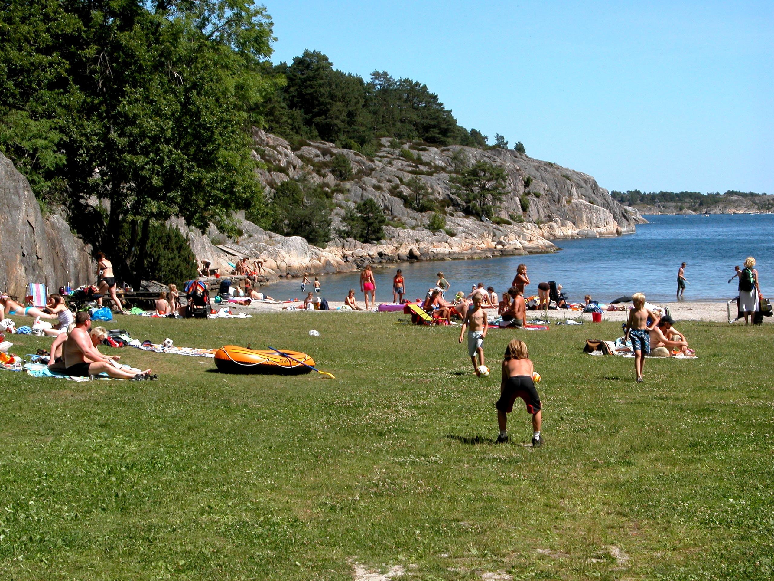 Photo of randvik beach